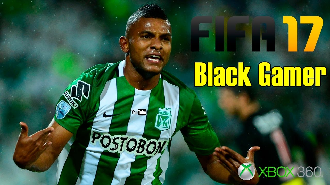 FIFA 17 Miguel Borja ATL NACIONAL XBOX 360