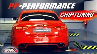 Chiptuning mit PP-Performance | BMW 1M, M6, Seat Cupra, Audi RS 5 |  Accelerate