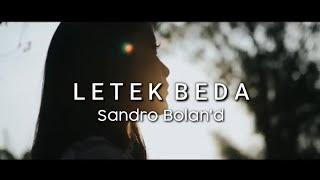 LETEK BEDA   SANDRO BOLAN'D   LAGU DAERAH LAMAHOLOT   FLORES TIMUR   LEMBATA   Official Musik Video