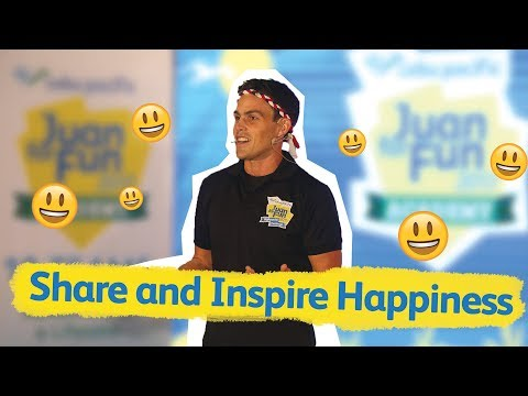 How to Share and Inspire Happiness on the Road: CEB Travel Talks by Kyle Jennermann