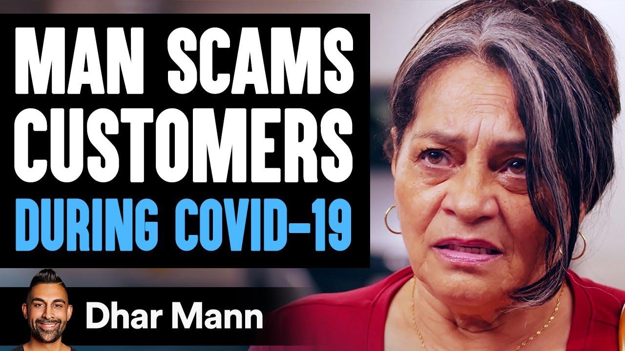 Covid-19 Hoarder Rips People Off, A Stranger Teaches Him A Lesson | Dhar Mann