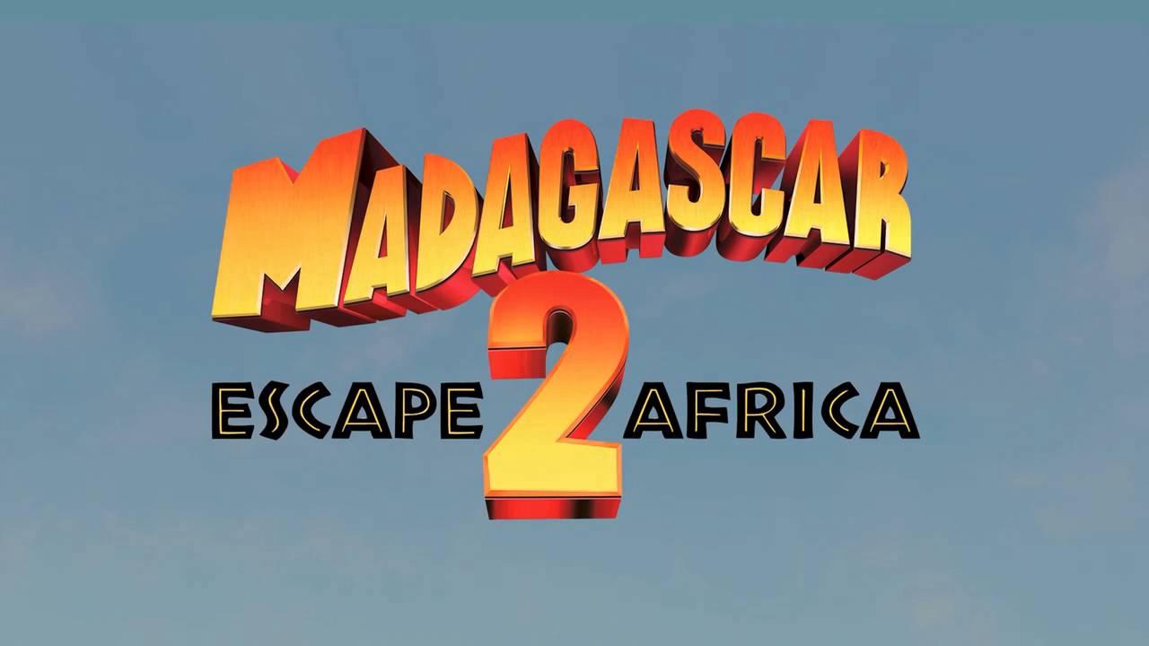 Madagascar Escape 2 Africa Dreamworksuary Youtube