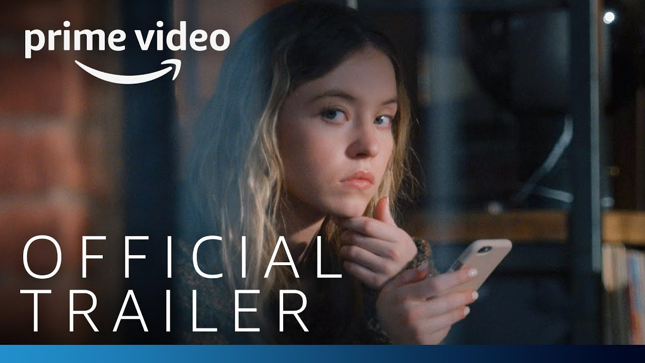 Sydney Sweeney & Justice Smith in The Voyeurs trailer op Amazon Prime Video
