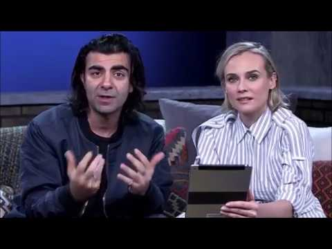 Diane Kruger and director Fatih Akin was Live talking about their film In the Fade