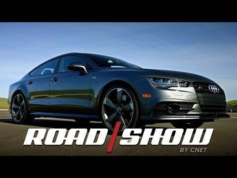 Audi S7: A Sporty Sinister Beauty - Roadshow