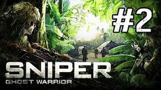 видео Прохождение Sniper: Ghost Warrior (Снайпер: Воин-Призрак)