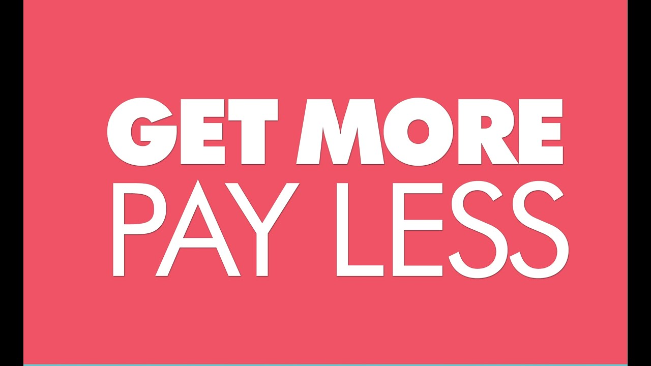 Get More, Pay Less! At Dunk And Bright Furniture