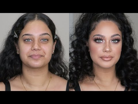 SOFT BRIDAL MAKEUP | FOR THE SIMPLE INDIAN BRIDE | Mona Sangha