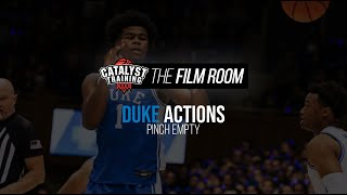 Pinch Empty || Duke Actions