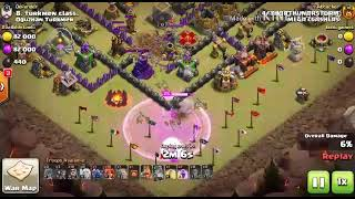 Making fun of clash of clans/ coc roasted/ft. Techno gaming