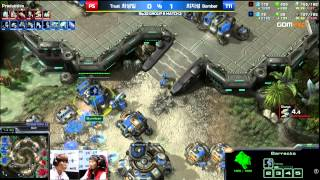 Trust vs Bomber PvT Code S Group B Match 2, 2015 HOT6 GSL Season 3   StarCraft 2