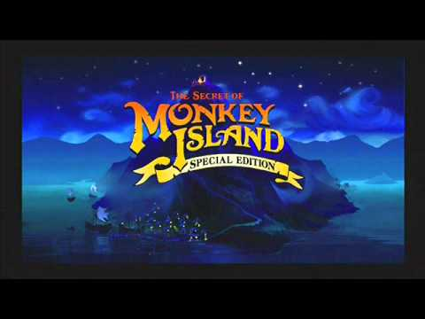 The Secret Of Monkey Island SE OST - Full Official Soundtrac