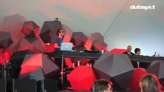 Dubspot @ Electric Zoo 2011 - NYC