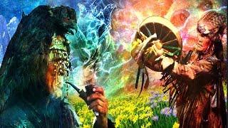Percusion Chamanica, trance y meditacion profunda