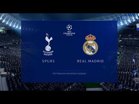 FIFA 20 GAMEPLAY | TOTTENHAM V REAL MADRID XBOX ONE / PS4 | FIFA TWENTY