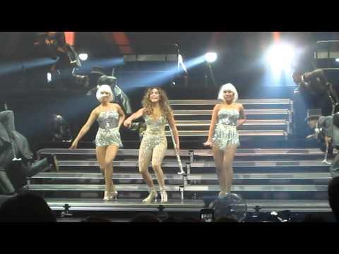 Jennifer Lopez - Get Right (Santiago, Chile)