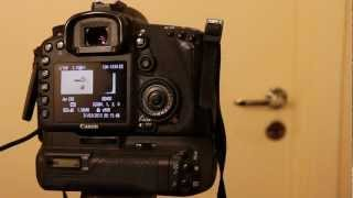Canon 7D wifi to Ipad