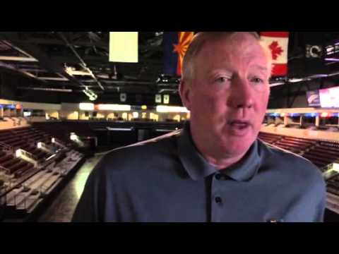 Tim Kempton - Phoenix Suns Radio Color Analyst