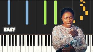 Trina Fukiau - Après Ce Combat   EASY PIANO TUTORIAL BY Extreme Midi
