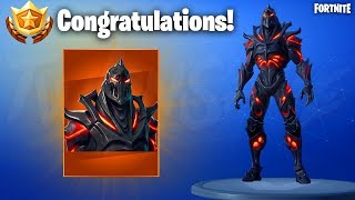 *NEW* FORTNITE RUIN SKIN UNLOCKED GAMEPLAY! SEASON 8 SECRET SKIN GAMEPLAY (Fortnite Season 8)