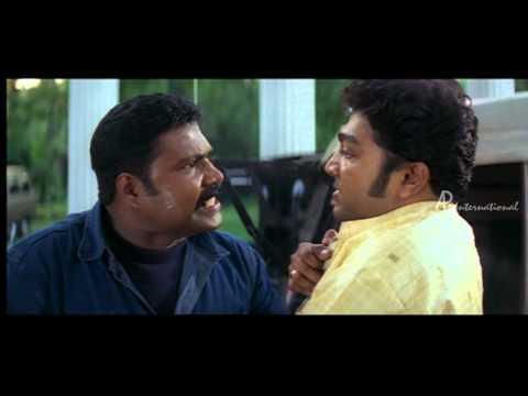 Ben johnson Malayalam Movie | Malayalam Movie | Kalabhavan Mani | Takes Indraja to his Home