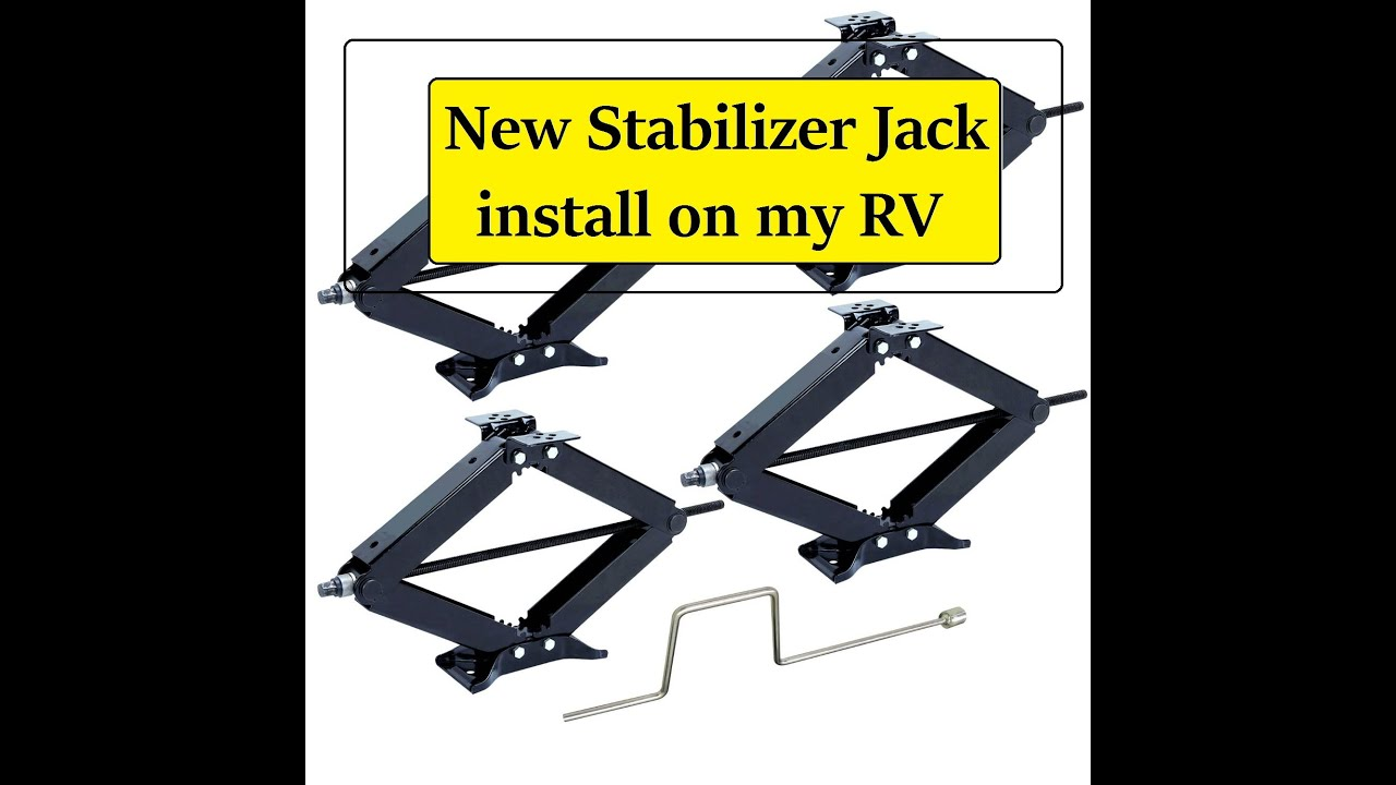 Rv Stabilizer Jack Installation And What To Look For Youtube Fleetwood E350 Fuse Diagram