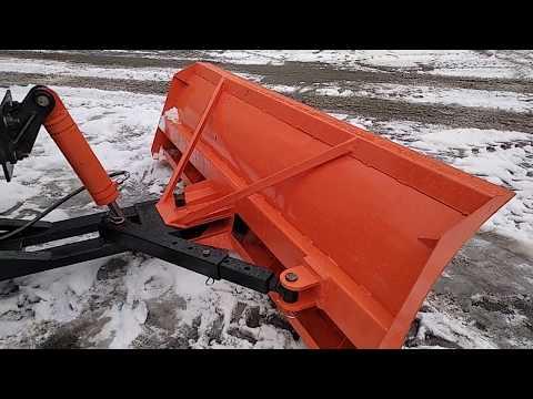 Купить Отвал для трактора Донгфенг-244 Обзор Agrotractor.com.ua