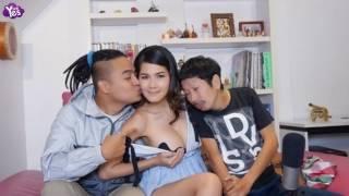 泰國艷星上節目讓主持人摸胸 被網友大罵后道歉 thumbnail