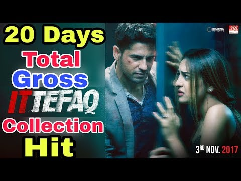 Ittefaq 20th Day Box Office Collection   Total Gross Collection