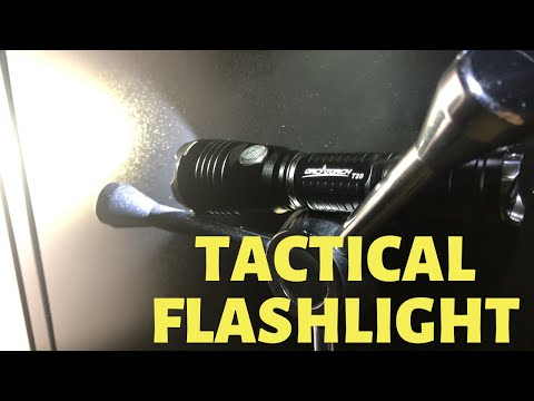 Best Budget Tactical Light - Orcatorch T20 Review