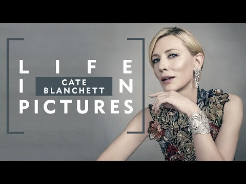 Cate Blanchett: A Life in Pictures