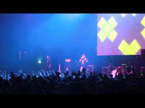 Opium Project feat. Михаил Жуков - Девчонка (Live 04.05.2016, Минск, Дворец Спорта)