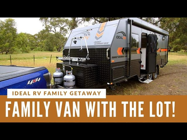 REVIEW: iDeal RV Family Caravan!