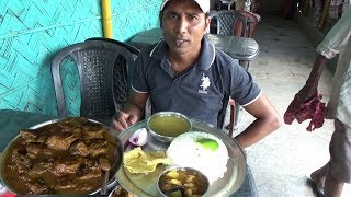 Dhaba Eating Show - Chicken Gile Me...