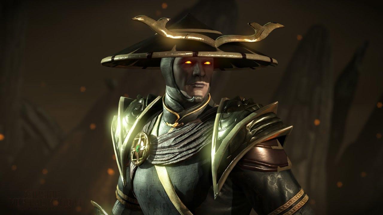 Mortal Kombat X Dark Raiden Ranked Match Vs Scorpion