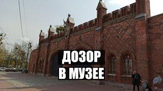 В музее «Фридландские ворота» в Калининграде обустроят дозорную тропу вдоль рва #shorts