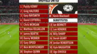 Arsenal 6-0 Sheffield United