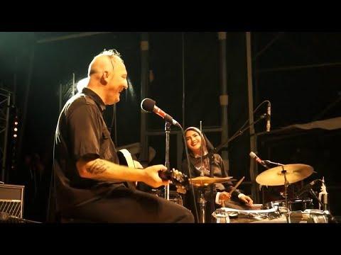 Reverend Beat-Man & Sister Nicole Izobel Garcia - Back in Hell Live 2014