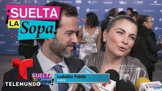 Ludwika Paleta cuenta por qué mantuvo su embarazo en secreto | Suelta La Sopa | Entretenimiento