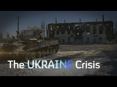 Ukraine crisis: from protest to civil war - a brief history
