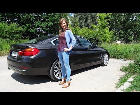 BMW 430d 4 Series Gran Coupe & Dominika Test Recenzja Prezentacja PL