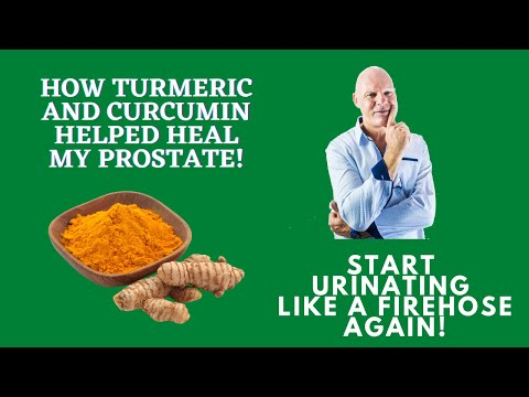 Turmeric Benefits for Health and how Turmeric and Curcumin helped Cure my Prostate Cancer