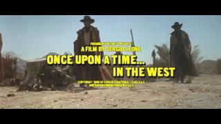 Once Upon a Time in the West (1968) - Trailer in HD (Fan Remaster)