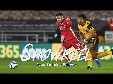 Showreel: Ozan Kabak's dominance in defence at Wolves