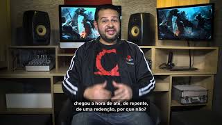 God of War - A voz de um Deus | PS4