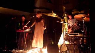 Our Broken Garden - The Feral (Live @ St Giles In-The-Fields Church)