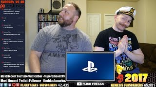 Sony Playstation Conference ~ E3 2017 (Reaction & Review) [LIVE!]
