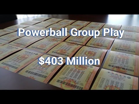 Powerball Winning Numbers 2/22 Group Play for $403M