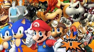 vuclip Yay Super Smash Bros! Ep11 - Alternate Skins