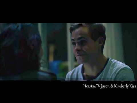 Power Rangers: Kimberly and Jason Kiss  Version